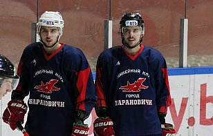 Братья Паценкины об игре в Баранвоичах. Большое интервью для местной газеты Intex-press.
